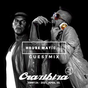 Tommyboy Housematic #124 (Crazibiza Easter Guest Mix)