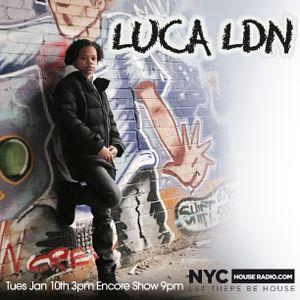 LUCA LDN NYCHOUSERADIO.COM 2017 EP7