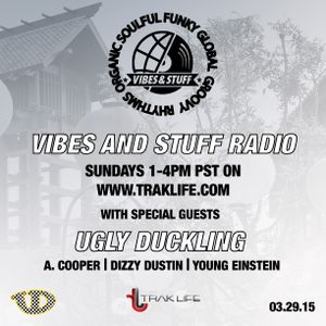 2015-03-29 UGLY DUCKLING on VNS RADIO