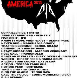 Ragga Scum - Murda In America 2K13