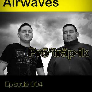 Protrapik pres Electronic Airwaves 004