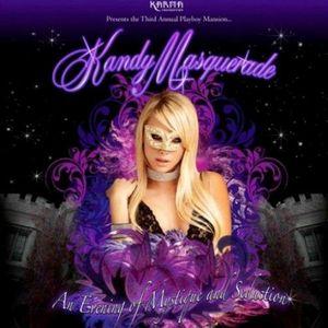 Adam Ceyden @ Kandy Masquerade MEX 17-03-2012