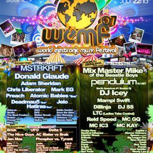 D-Syfa - LIVE @ WEMF 2007