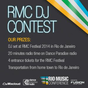 RMC DJ CONTEST - DazFallows - 20 min mix