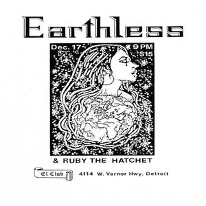 Earthless live at El Club in Detroit MI.  Show was on December 17th, 2016.