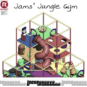 Jams' Jungle Gym - Loosegroove Mixtape 8