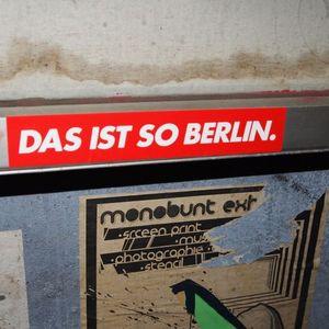 Dast is so Berlín