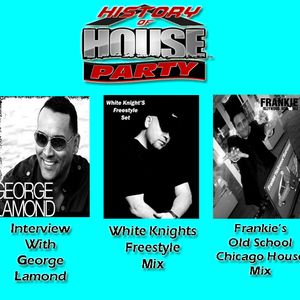 History Of House Party Flash Back Mixes Freestyle & Old School House