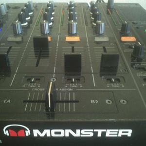 MonsterDJ Drager- July 2012 Mix