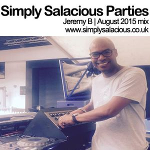 Jeremy B - Its our house - August 2015 mix