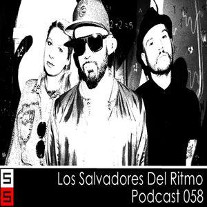 Sivar Stage Podcast 058 Los Salvadores Del Ritmo 27/11/11