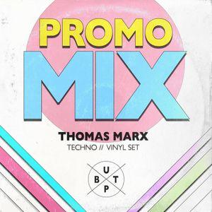 Thomas Marx _ SHORT PROMO MIX _ TECHNO