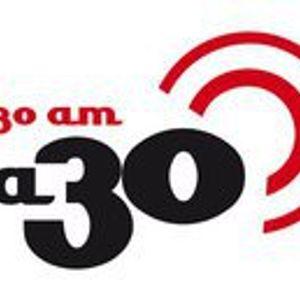 Gabriel Mazzarovich en Cria Cuervos CX 30 Radio Nacional