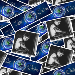 Trance Around The World With Lisa Owen Episode 029 pt2 CRAIG CONNELLY GUEST MIX