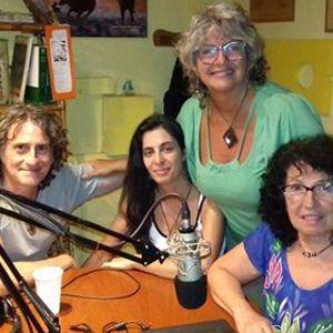 Nota a la escritora María Inés Lanfranchi y los artistas Fernando Molinari -Mariel Bibiana Molaguero