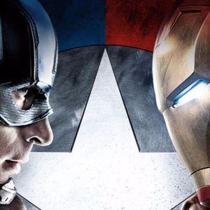 54 - Captain America: Civil War Review