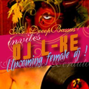 Deeep Invites DJ L-Ke