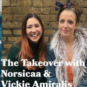 The Takeover with Norsicaa and Vickie Amiralis - 24.04.2019 - FOUNDATION FM
