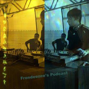 03 FrondeezeeLive Sessions Podcast (Tech & Minimal Techno)