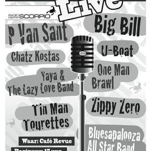 Bluesapalooza Live Preview
