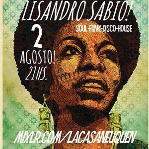 Lisandro Sabio// LaCasaRadio_02_08_2012