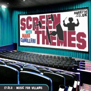 Music for Villains // 18th Jan 2011 // #08
