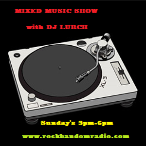 Mixed Music Show....27-03-16....sunday 3pm uk time
