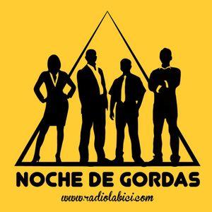 Noche de Gordas en Radio Labici 03-07-15