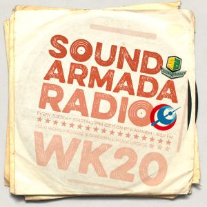 Sound Armada Radio Show Week 20 - 2015
