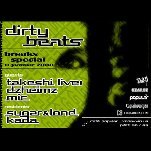 Takeshi - Dirty Beats Breaks Special (2008)