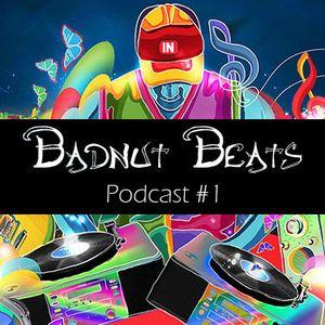 nutman - Badnut Beats Podcast #1