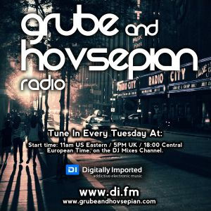 Grube & Hovsepian Radio - Episode 113 (28 August 2012)