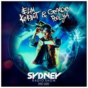 2FIRE pres. SYDNEY Radio Show #020 Guest mix. Efim Kerbut & George Pool'ya
