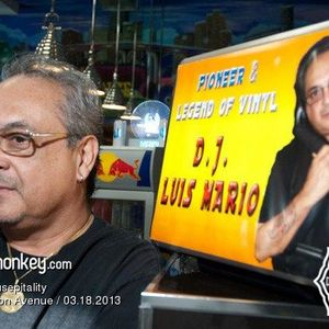 Luis Mario's Be Yourself Mix 05-09-13