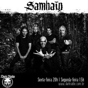 Programa Samhain - Edição 55 - Crux Caelifera - Miasthenia - My Dying Bride - Coven - Morcrof