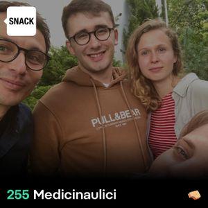 SNACK 255 - MEDICINAULICI