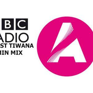 DJ AST TIWANA ON BBC ASIAN NETWORK UK