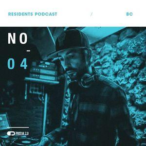 BC (Gangsteppaz) - Prozak Podcast