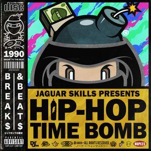 JAGUAR SKILLS HIP-HOP TIME BOMB: 1990 (INSTRUMENTALS)