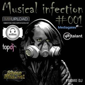 DJ EXTAZ - Musical infection #001