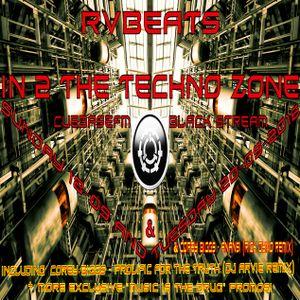 RvBeats In 2 The Techno Zone CuebaseFM Episode Sunday 18 & Tuesday 20-09-2016