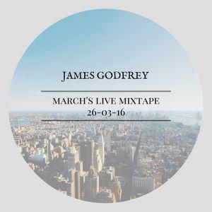 March's Live Mixtape 26-03-16