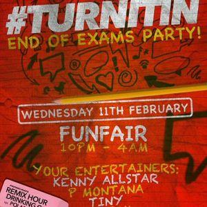 #TURNITIN HIP HOP & R&B MIX BY @DJ_BEMPAH
