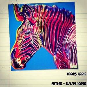 Mars Eddie - Live @ Fifteen Raleigh 8/1/14