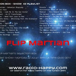 Flip Martian's Selection Box - Show 43