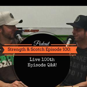 SS 100 - Live 100th Episode Q&A