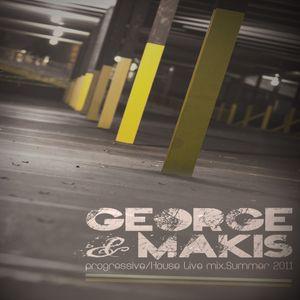 Progressive/House Live mix.Summer 2011