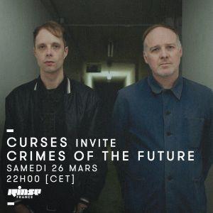 Curses Invite Crimes Of The Future - 26 Mars 2016