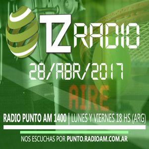 TZ RADIO - El regreso de Sharapova | 28 de abril 2017