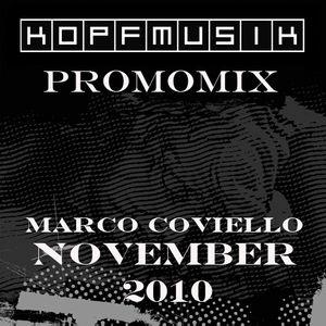 Marco Coviello Promomix November 2010